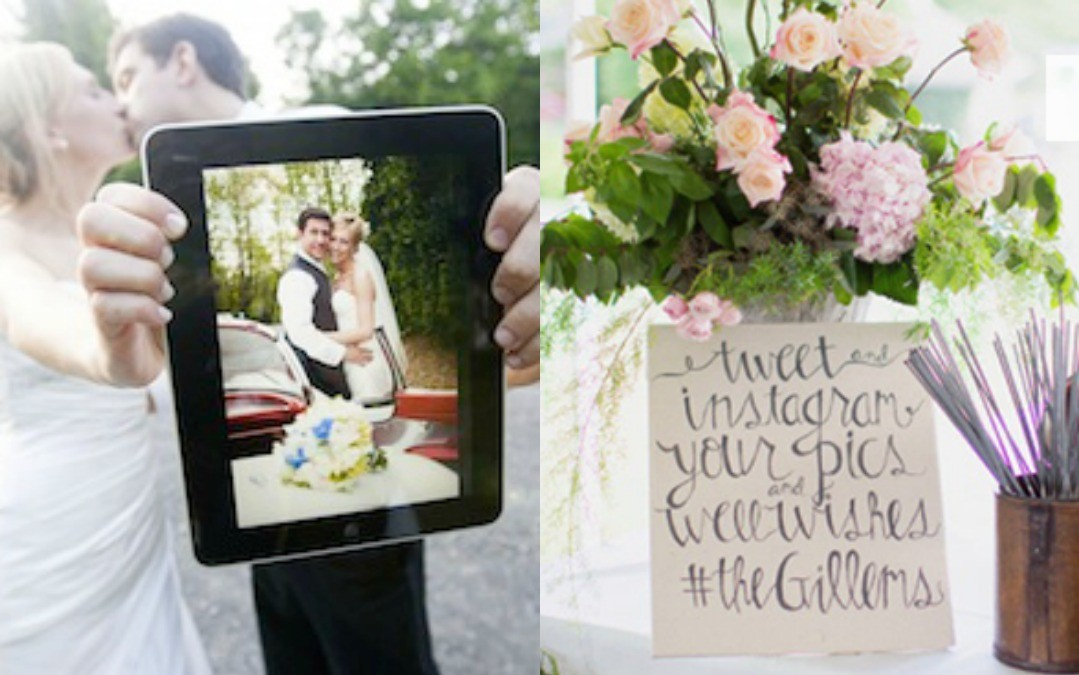 Technology Etiquette At Your Wedding