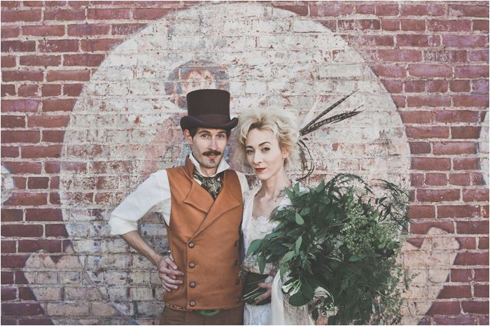 Allie & Will's Edwardian Themed Wedding ~ Jacksonville, OR