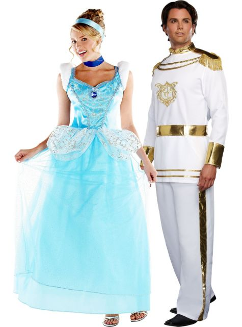 3 Fantastically Fun Couples Halloween Costumes An