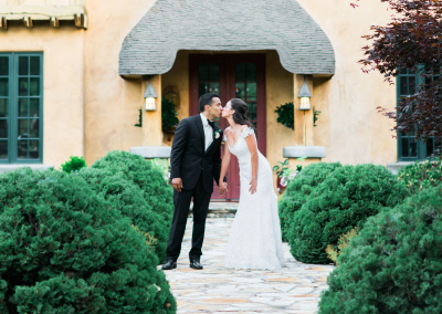 Kate & Martin's Garden Estate Wedding ~ Ashland, OR