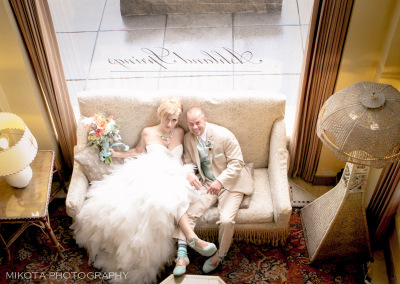 Natalya & Craig's Russian Glam Wedding ~ Ashland, OR