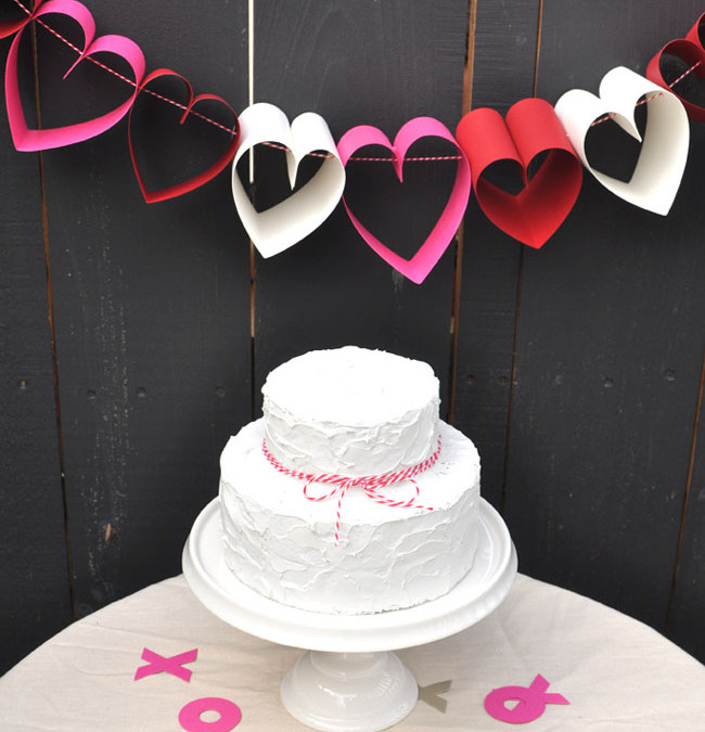 Show Your Heart: 5 Creative DIY Projects For Your Wedding