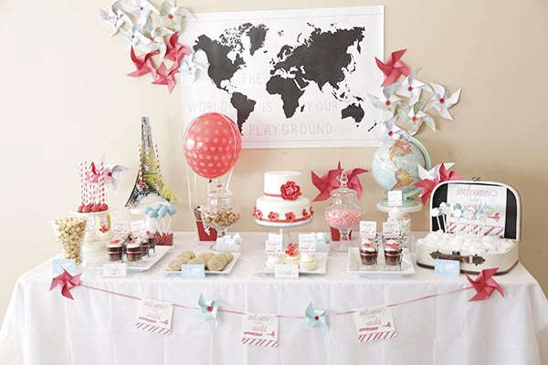 Oh Baby! 3 Unique Baby Shower Themes You'll Want To Copy