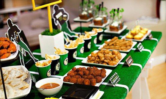 4 Fall Football Party Ideas