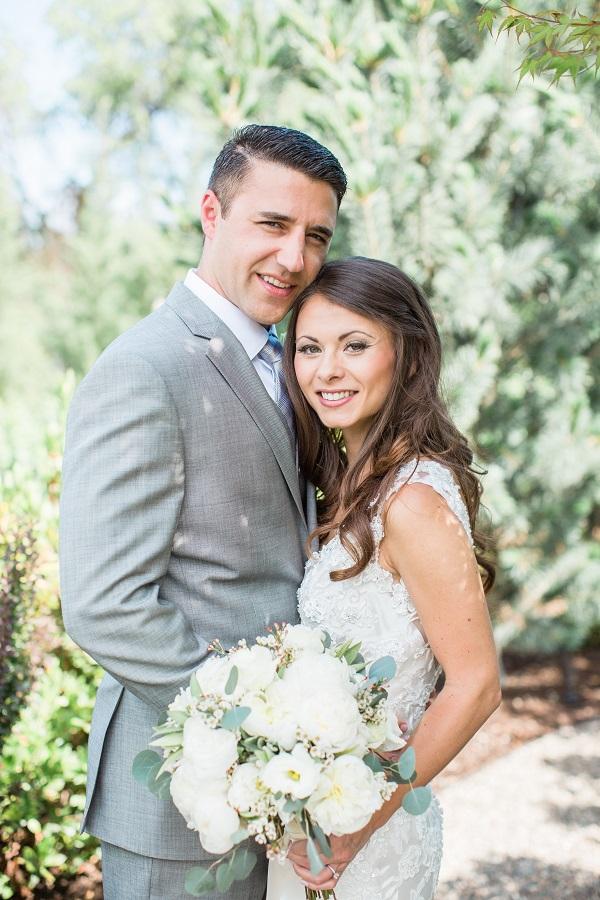 Michi & Michael's Stunning Winery Wedding ~ Jacksonville, OR