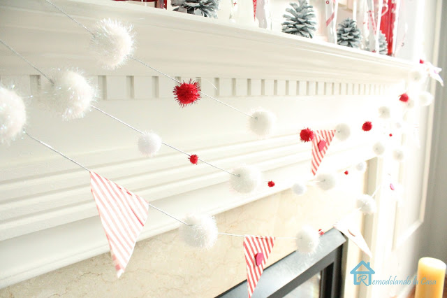 3 DIY Decorations For A LOVEly Valentine's Day Party