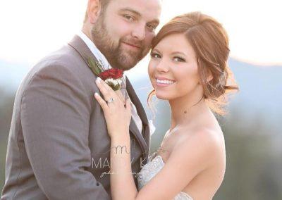 Victoria & Cooper's Coffee & Wine Theme Wedding ~ Jacksonville, OR