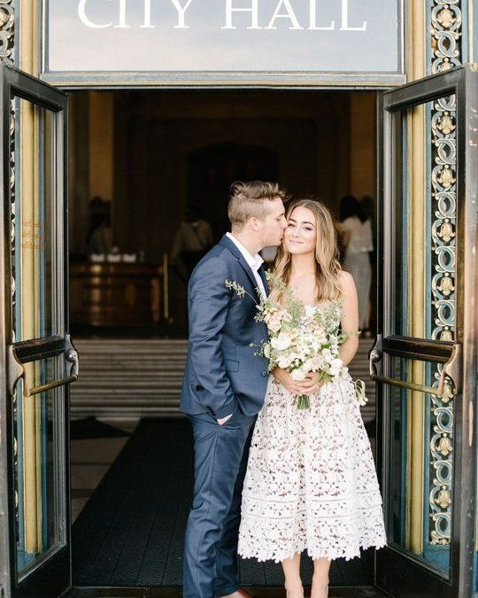 One of this Year's Biggest Trends: Elopement and Reception!