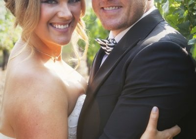 Jamie & Adam's Black & White Themed Wedding ~ Ashland, OR