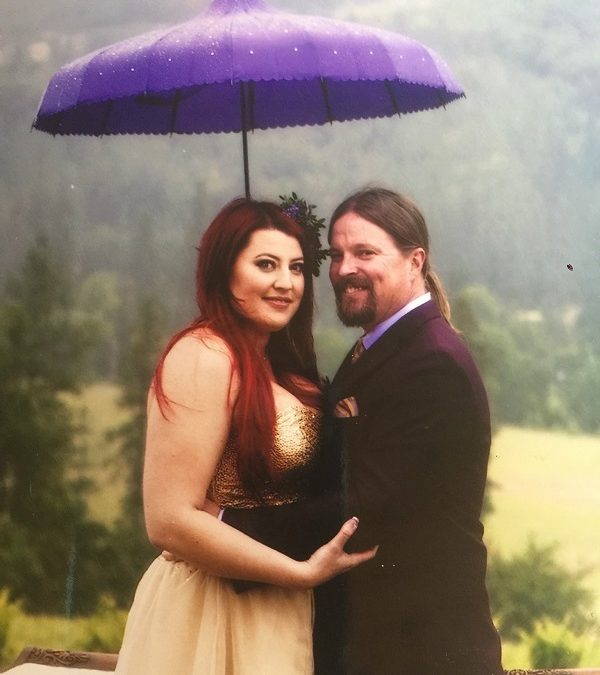 Gabby & Sager's Eclectic Wedding ~ Jacksonville, OR