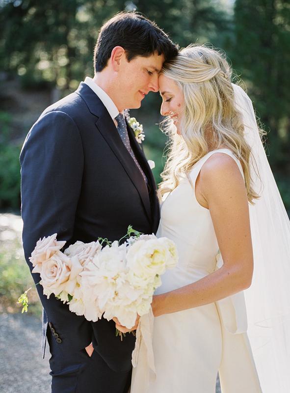 Kate & Chris's Enchanted Wedding ~ McCloud, CA