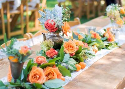 Lara & Dave's Rustic 20's Theme Wedding ~ Ashland, OR