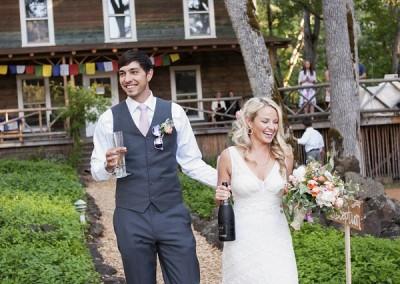 Amanda & Meadow's Vintage Boho Wedding ~ Ashland, OR