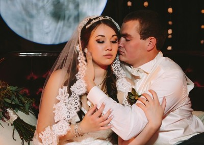 Savannah & Tyler's Winter Wonderland Wedding ~ Provolt, OR
