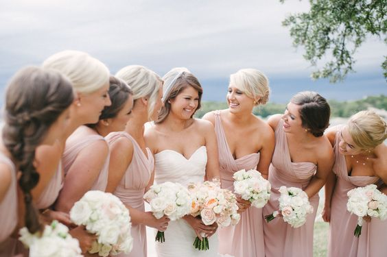 What Will They Wear? 2016 Stylish Wedding Party Attire Trends