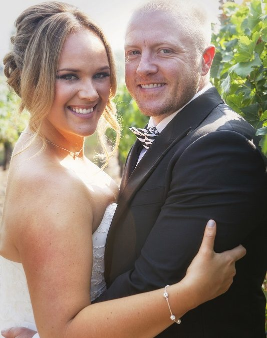 Jamie & Adam's Black & White Themed Wedding ~ Ashland, OR