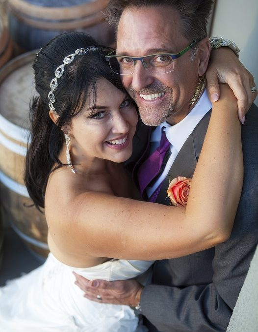Heather & Troy's Mediterranean Wedding ~ Ashland, OR