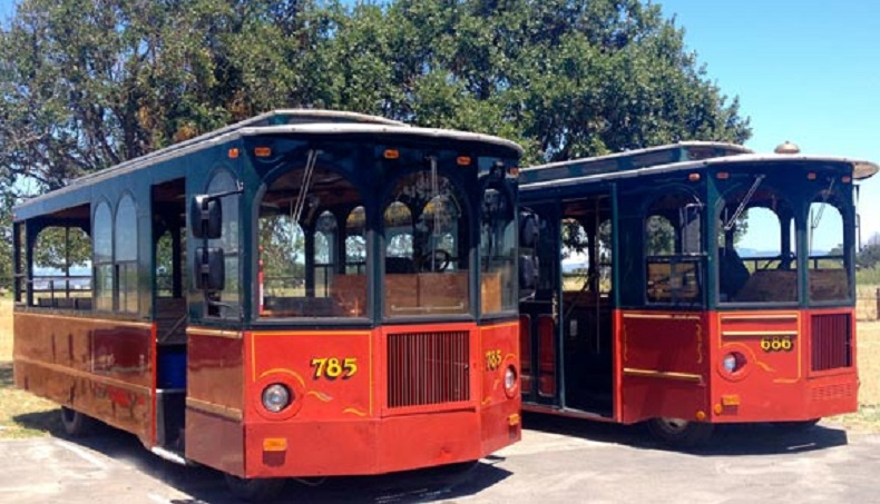 Allaboard Trolley Tours