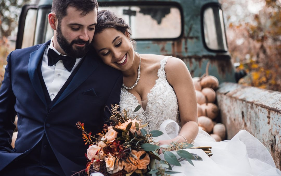 6 Wedding Trends You Shouldn't Miss This Fall